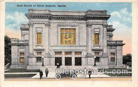 chs000067 - Churches Vintage Postcard