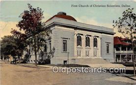 chs000073 - Churches Vintage Postcard