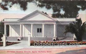 chs000075 - Churches Vintage Postcard