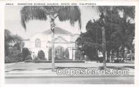 chs000076 - Churches Vintage Postcard