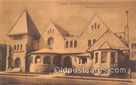 chs000079 - Churches Vintage Postcard