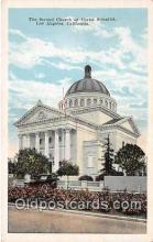 chs000080 - Churches Vintage Postcard