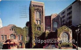 chs000082 - Churches Vintage Postcard