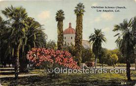 chs000083 - Churches Vintage Postcard