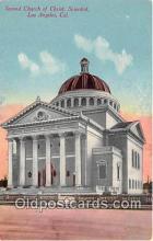 chs000084 - Churches Vintage Postcard
