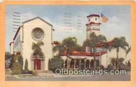 chs000087 - Churches Vintage Postcard