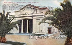 chs000088 - Churches Vintage Postcard
