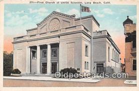 chs000089 - Churches Vintage Postcard
