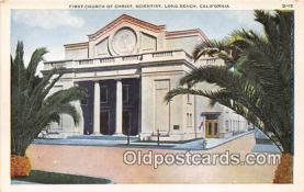 chs000090 - Churches Vintage Postcard