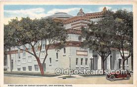 chs000091 - Churches Vintage Postcard