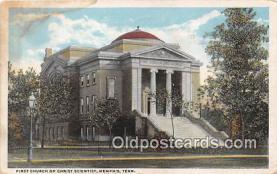 chs000093 - Churches Vintage Postcard