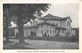 chs000095 - Churches Vintage Postcard