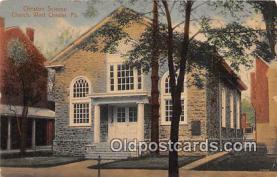 chs000096 - Churches Vintage Postcard