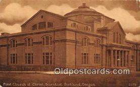 chs000097 - Churches Vintage Postcard
