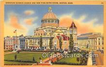Christian Science Church & New Publishing House