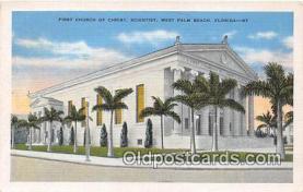 chs000102 - Churches Vintage Postcard