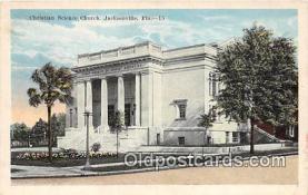 chs000103 - Churches Vintage Postcard