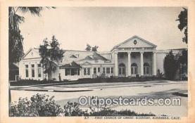 chs000105 - Churches Vintage Postcard
