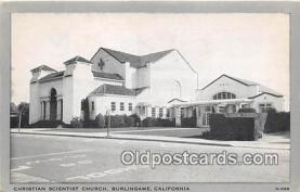 chs000106 - Churches Vintage Postcard