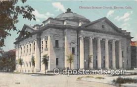 chs000107 - Churches Vintage Postcard