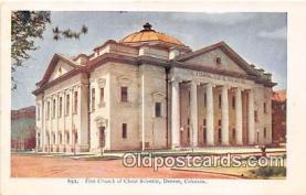 chs000109 - Churches Vintage Postcard