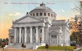 chs000110 - Churches Vintage Postcard