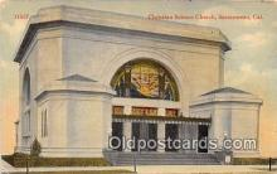 chs000111 - Churches Vintage Postcard