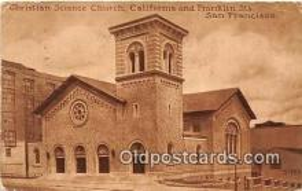 chs000112 - Churches Vintage Postcard