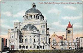 chs000115 - Churches Vintage Postcard