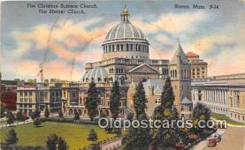 chs000116 - Churches Vintage Postcard