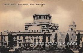 chs000117 - Churches Vintage Postcard