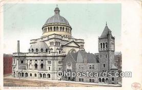 chs000118 - Churches Vintage Postcard