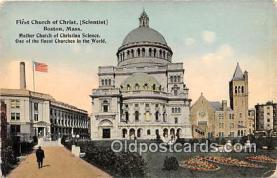 chs000119 - Churches Vintage Postcard