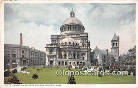 chs000120 - Churches Vintage Postcard