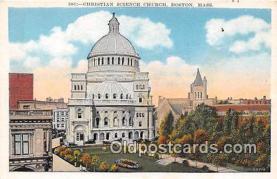 chs000121 - Churches Vintage Postcard