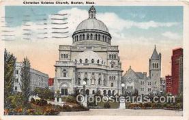 chs000123 - Churches Vintage Postcard