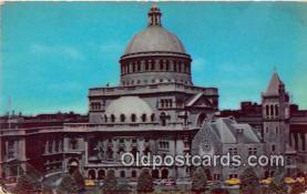 chs000124 - Churches Vintage Postcard