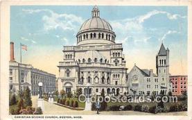 chs000125 - Churches Vintage Postcard