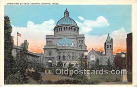 chs000126 - Churches Vintage Postcard