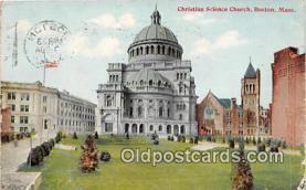 chs000127 - Churches Vintage Postcard
