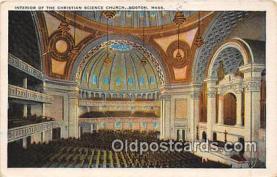 chs000129 - Churches Vintage Postcard