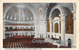 chs000130 - Churches Vintage Postcard