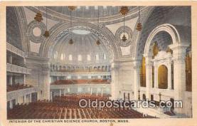 chs000131 - Churches Vintage Postcard