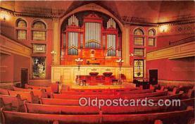 chs000132 - Churches Vintage Postcard