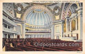 chs000133 - Churches Vintage Postcard