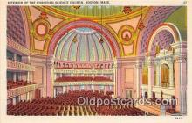 chs000134 - Churches Vintage Postcard