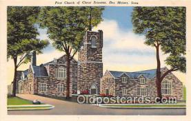 chs000136 - Churches Vintage Postcard