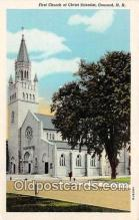 chs000140 - Churches Vintage Postcard