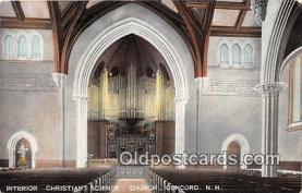 chs000141 - Churches Vintage Postcard