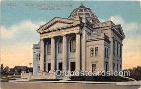 chs000146 - Churches Vintage Postcard